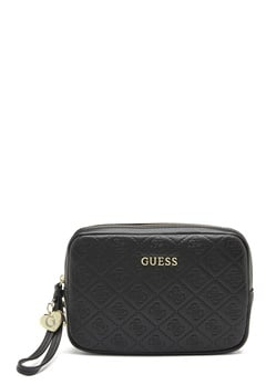 Guess Pant Belt With Pouch Black Bubbleroom.dk