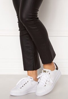 Guess Ranvo Sneakers White Bubbleroom.dk