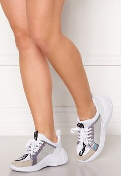 Guess Speerit Sneakers White Bubbleroom.dk