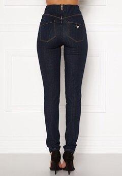 Guess Ultra Curve High Button Jeans BFIN Be Fine Bubbleroom.dk