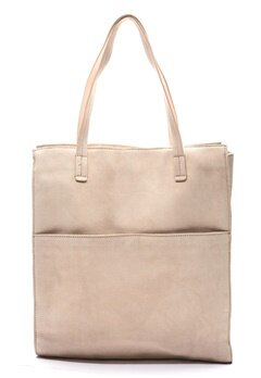 Pieces Gwen Suede Shopper Rose Dust Bubbleroom.dk