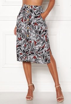 Happy Holly Agnes button skirt Patterned Bubbleroom.dk