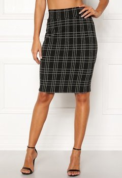 Happy Holly Alexandra skirt Checked Bubbleroom.dk