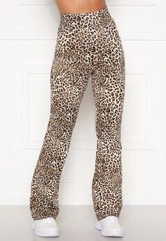 Happy Holly Ally jazz pants Leopard Bubbleroom.dk