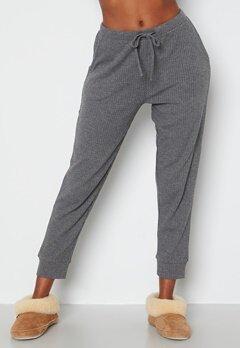 Happy Holly Amaya lounge pants Grey melange bubbleroom.dk