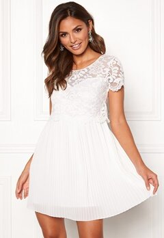 Happy Holly Blanche occasion dress  Bubbleroom.dk