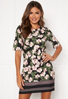 Happy Holly Blenda dress Floral Bubbleroom.dk