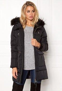 Happy Holly Cara jacket Black Bubbleroom.dk