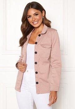 Happy Holly Cindy jacket Dusty pink Bubbleroom.dk