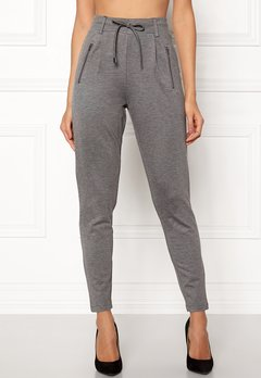 Happy Holly Cleo Trousers Grey Bubbleroom.dk