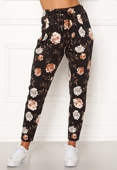 Happy Holly Cleo Trousers Floral Bubbleroom.dk