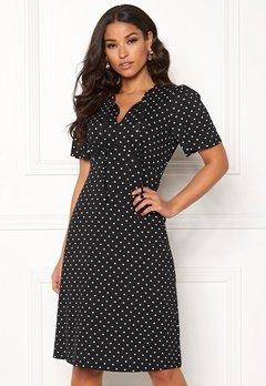 Happy Holly Cora dress Dotted Bubbleroom.dk