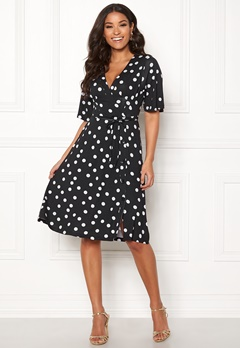 Happy Holly Diana dress Dotted Bubbleroom.dk