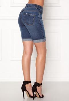 Happy Holly Elly jeans shorts Medium denim Bubbleroom.dk