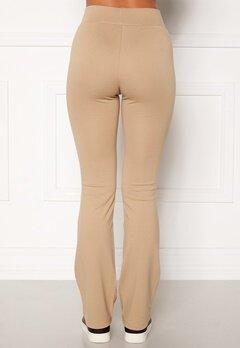 Happy Holly Elora trousers Beige Bubbleroom.dk