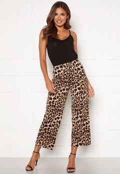 Happy Holly Embla pants Leopard Bubbleroom.dk