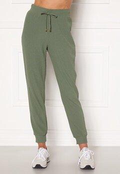 Happy Holly Emilia pants  Dusty green Bubbleroom.dk