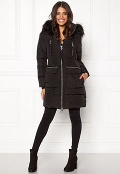 Happy Holly Emmie jacket Black Bubbleroom.dk