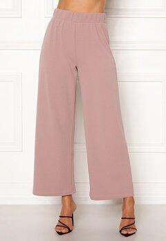 Happy Holly Estelle kimono pants Dusty pink Bubbleroom.dk