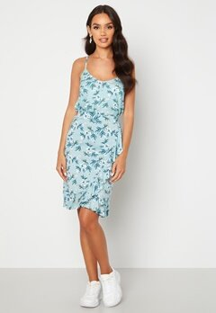Happy Holly Farah skirt Light blue / Patterned Bubbleroom.dk