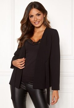 Happy Holly Florence jacket Black Bubbleroom.dk