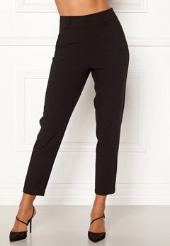 Happy Holly Florence trousers Black Bubbleroom.dk