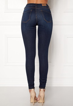 Happy Holly Francis jeans Dark denim Bubbleroom.dk