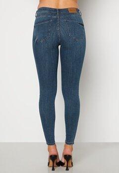 Happy Holly Francis jeans Medium blue bubbleroom.dk