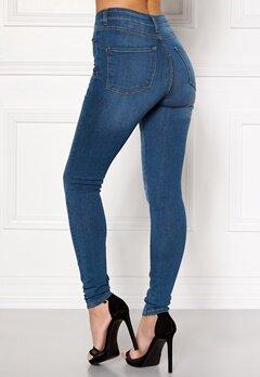 Happy Holly Francis jeans Medium denim Bubbleroom.dk