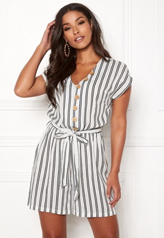Happy Holly Gisela playsuit Striped Bubbleroom.dk