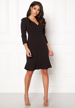 Happy Holly Grace dress Black Bubbleroom.dk