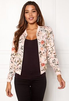 Happy Holly Hanna jacket Pink / Patterned Bubbleroom.dk