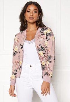 Happy Holly Hanna jacket Dusty pink / Patterned Bubbleroom.dk