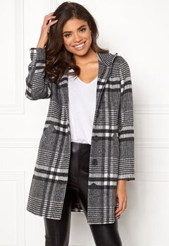 Happy Holly Harper coat Checked Bubbleroom.dk