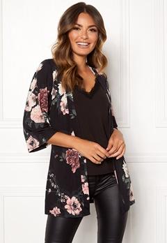 Happy Holly Hazel jacket Patterned / Black Bubbleroom.dk