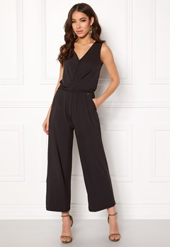 Happy Holly Iman jumpsuit Black Bubbleroom.dk