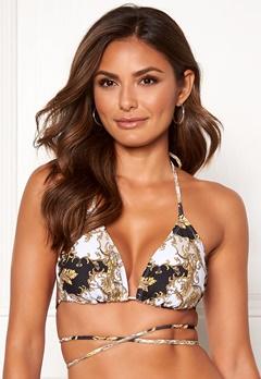 Happy Holly Jade bikini bra Patterned Bubbleroom.dk