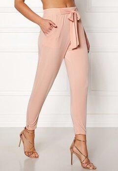 Happy Holly Jonna pants Dusty pink Bubbleroom.dk