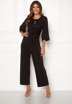 Happy Holly Kim jumpsuit Black Bubbleroom.dk