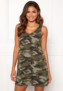 Happy Holly Love tunic Camouflage Bubbleroom.dk