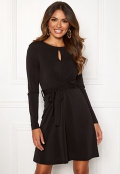 Happy Holly Lucy dress Black Bubbleroom.dk