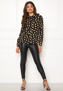 Happy Holly Margaux blouse Patterned Bubbleroom.dk