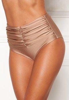 Happy Holly Mila bikini briefs Bronze Bubbleroom.dk