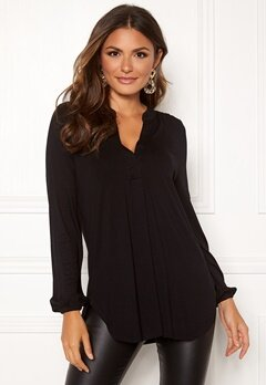 Happy Holly Milly tunic Black Bubbleroom.dk