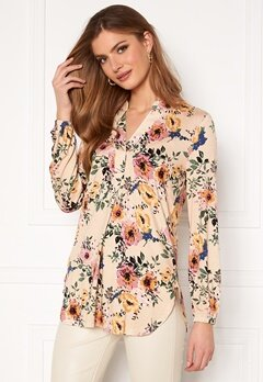 Happy Holly Milly tunic Floral Bubbleroom.dk