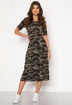 Happy Holly Miriana dress Camouflage Bubbleroom.dk