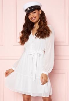 Happy Holly Ninni dress White Bubbleroom.dk