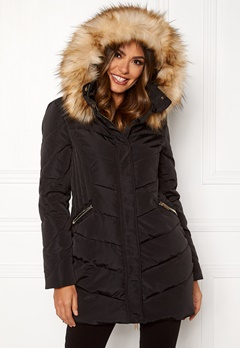 Happy Holly Rachel jacket Black Bubbleroom.dk