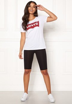 Happy Holly Sofia biker leggings Black Bubbleroom.dk