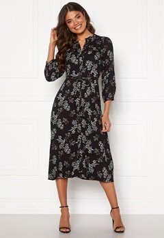 Happy Holly Sophie Midi dress Patterned Bubbleroom.dk